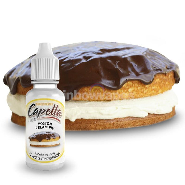 Capella Boston Cream Pie V2 flavour concentrate - rainbowvapes