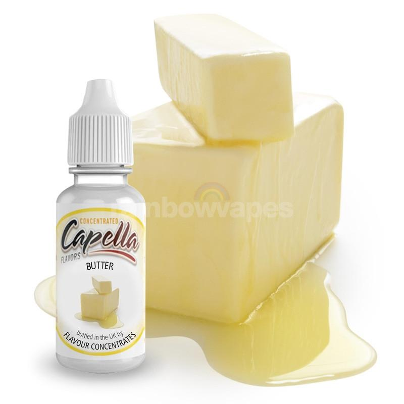 Capella Golden Butter Capella flavour concentrate for DIY eliquid - rainbowvapes