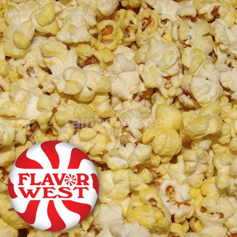 Flavorwest Buttered Popcorn Flavour Concentrate by Flavorwest - rainbowvapes
