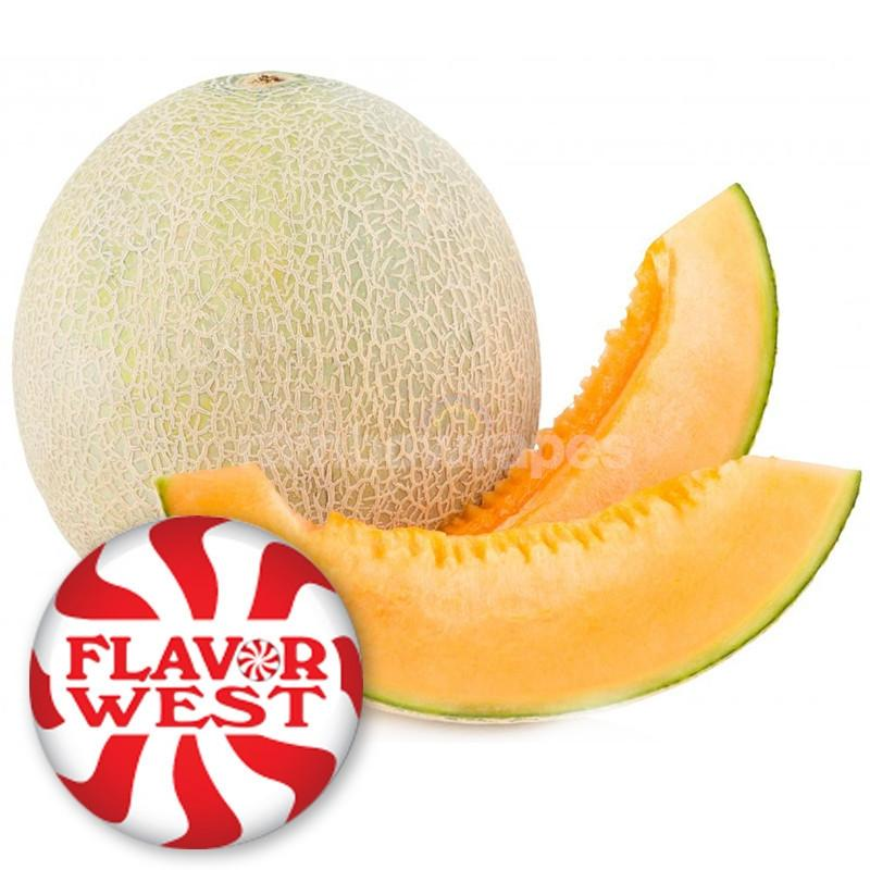 Flavorwest Cantaloupe Flavor West Flavour Concentrate - rainbowvapes