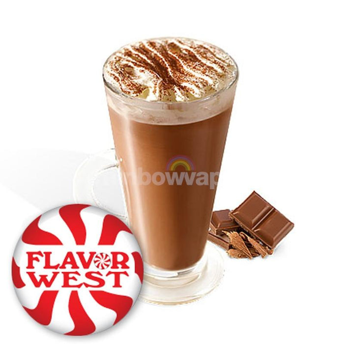 Flavorwest Choco Coco Mocha Flavor West Flavour Concentrate - rainbowvapes
