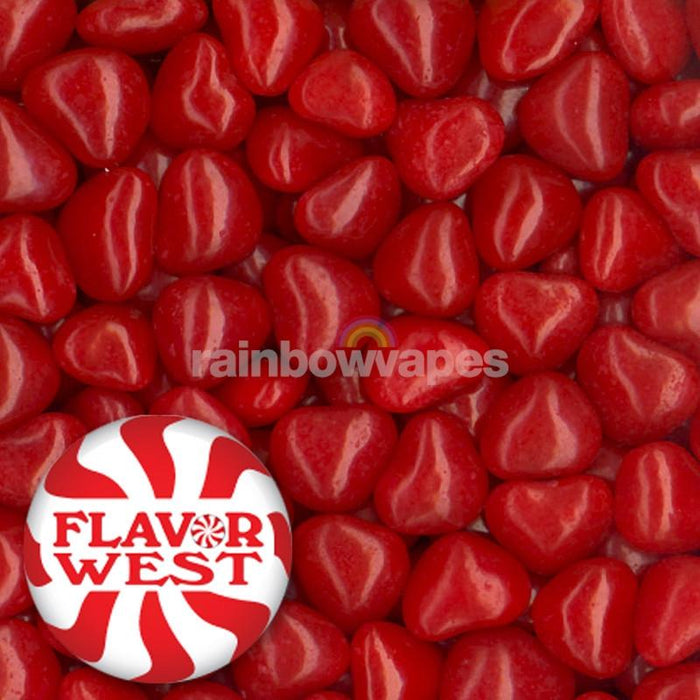 Flavorwest Cinnamon Red Hot Flavour Concentrate by Flavorwest - rainbowvapes