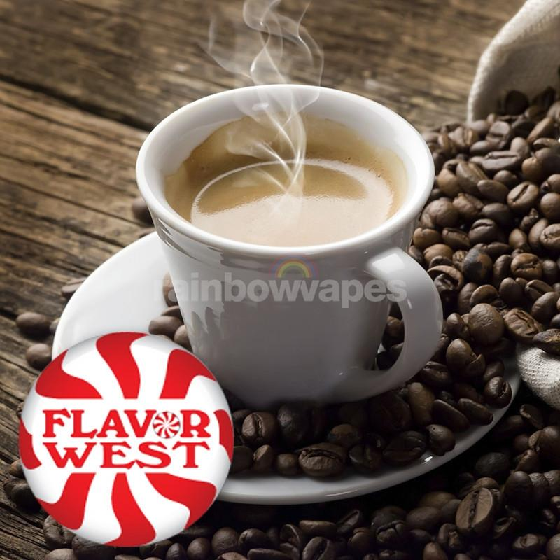 Flavorwest Coffee Flavor West Flavour Concentrate - rainbowvapes