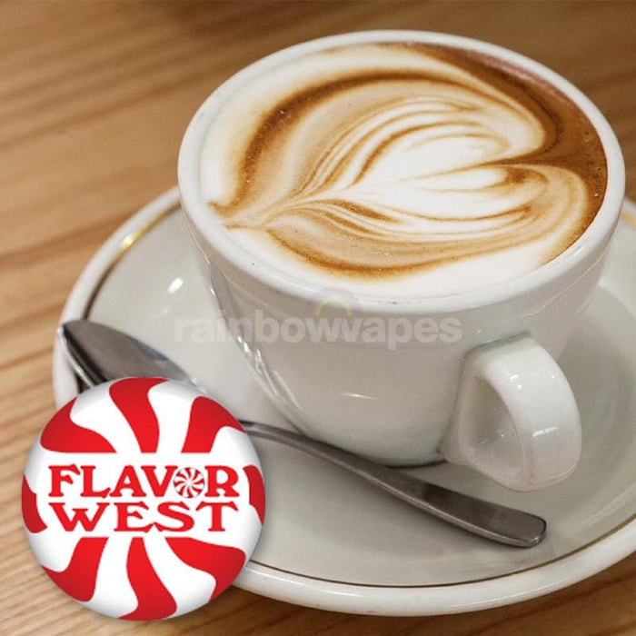 Flavorwest Coffee with Cream Flavor West Flavour Concentrate - rainbowvapes