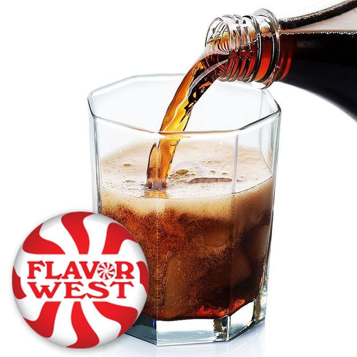Flavorwest Cola Flavor West Flavour Concentrate - rainbowvapes