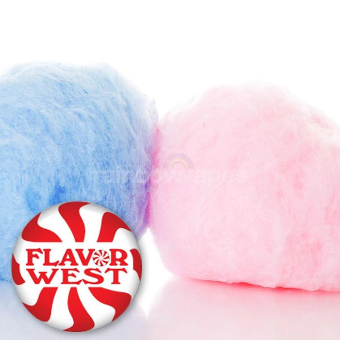 Flavorwest Cotton Candy Flavor West Flavour Concentrate - rainbowvapes