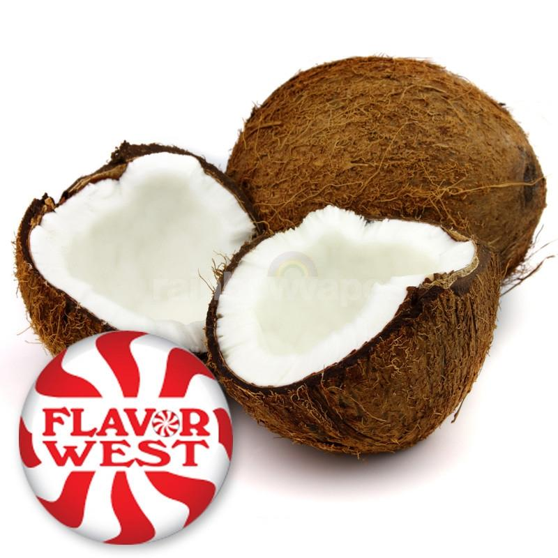 Flavorwest Creamy Coconut Flavour Concentrate by Flavorwest - rainbowvapes
