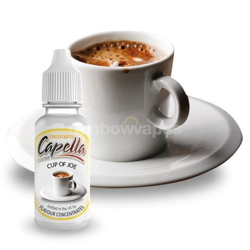 Capella Cup of Joe Capella flavour concentrate for DIY eliquid - rainbowvapes