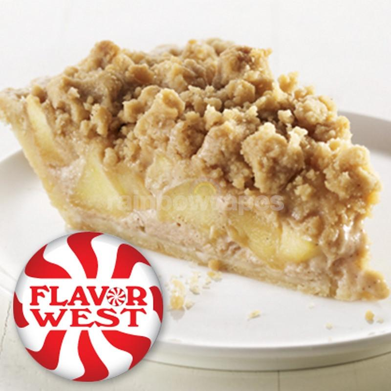 Flavorwest Dutch Apple Pie Flavor West Flavour Concentrate - rainbowvapes