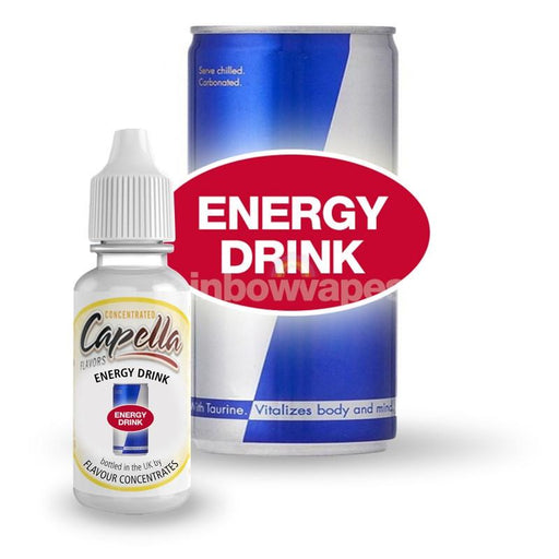 Capella Energy Drink Capella flavour concentrate - rainbowvapes