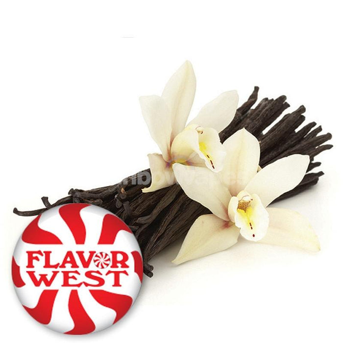 Flavorwest French Vanilla Flavor West Flavour Concentrate - rainbowvapes