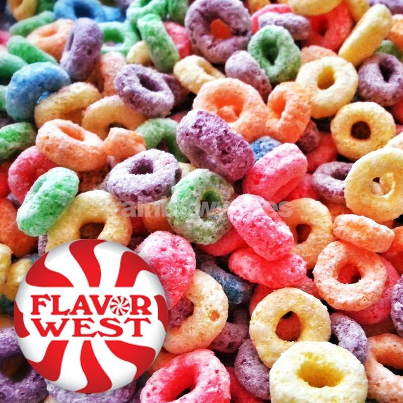 Flavorwest Fruit Rings Flavour Concentrate by Flavorwest - rainbowvapes