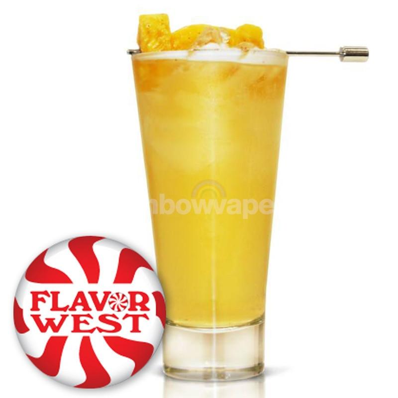 Flavorwest Fizzy Navel Flavor West Flavour Concentrate - rainbowvapes