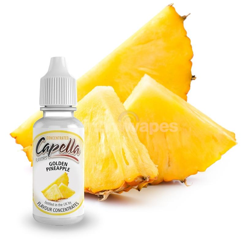 Capella Golden Pineapple Capella flavour concentrate - rainbowvapes
