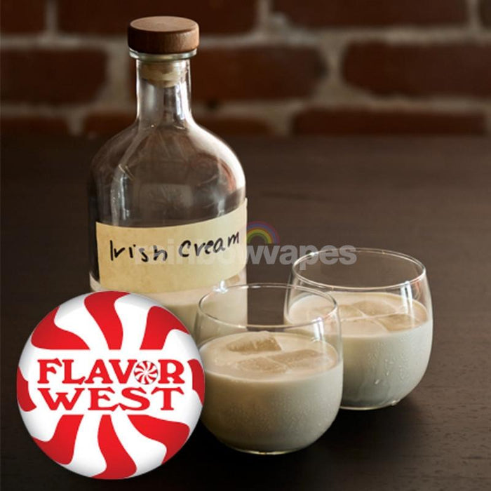 Flavorwest Irish Cream Flavor West Flavour Concentrate - rainbowvapes