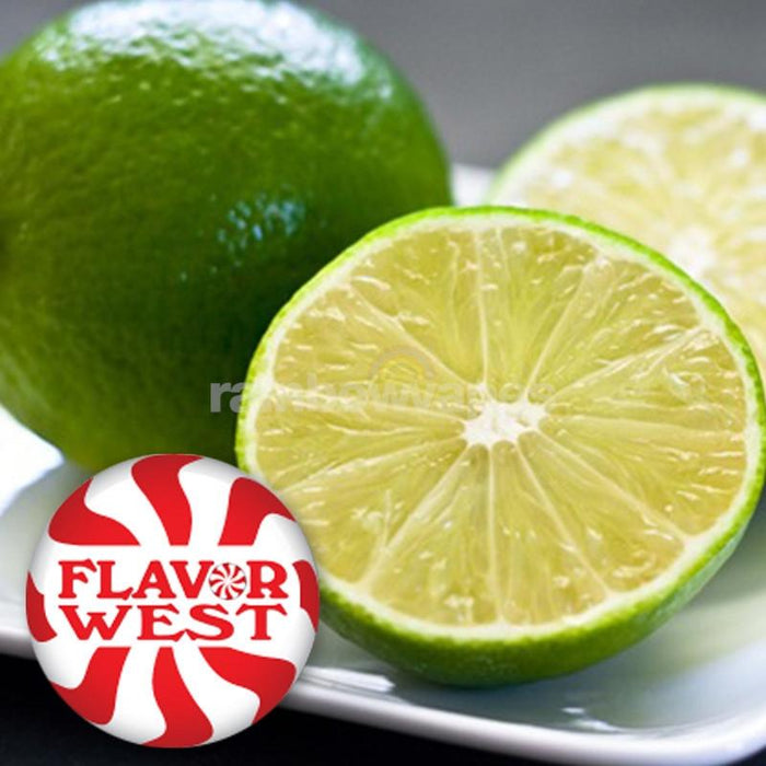 Flavorwest Key Lime Flavor West Flavour Concentrate - rainbowvapes