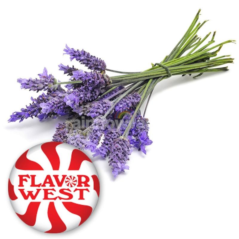 Flavorwest Lavender Flavor West Flavour Concentrate - rainbowvapes