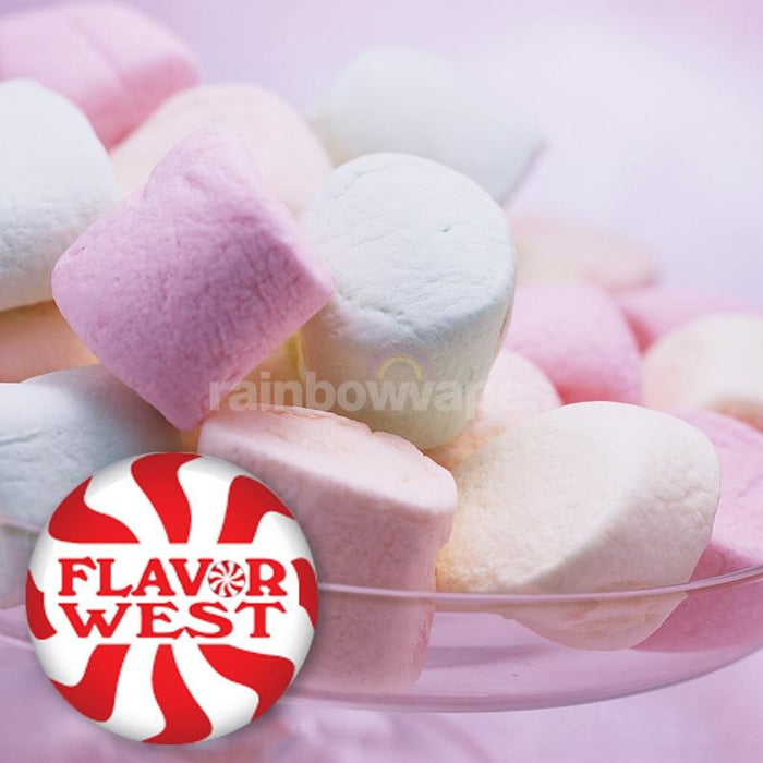 Flavorwest Marshmallow Flavor West Flavour Concentrate - rainbowvapes
