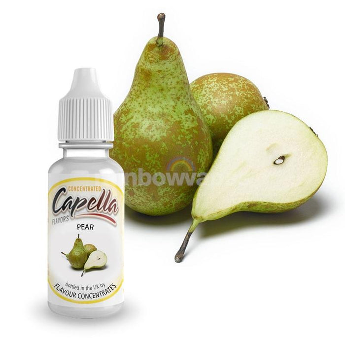 Capella Pear Flavoured Capella Liquid concentrate - rainbowvapes