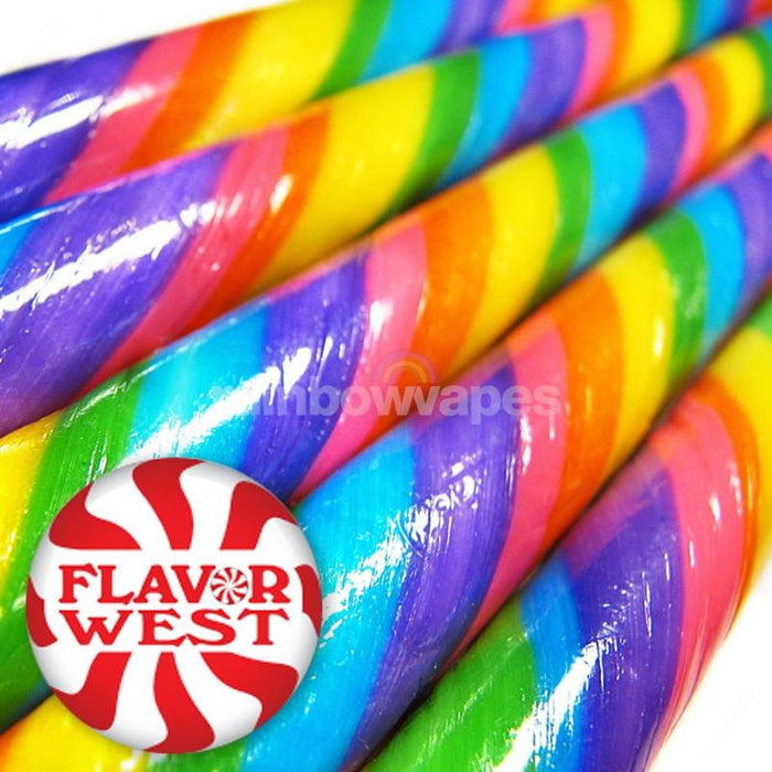 Flavorwest Rainbow Candy (Natural) Flavor West Flavour Concentrate - rainbowvapes