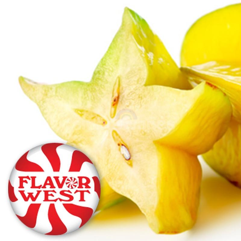 Flavorwest Star Fruit Flavor West Flavour Concentrate - rainbowvapes