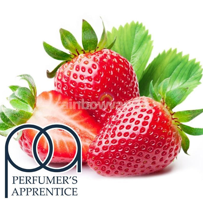 Flavour Apprentice Strawberry (organic) Flavoured Flavour Apprentice Liquid concentrate - rainbowvapes