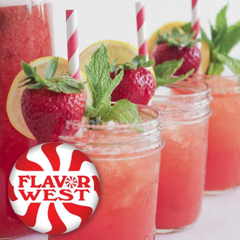 Flavorwest Strawberry Lemonade Flavour Concentrate by Flavorwest - rainbowvapes