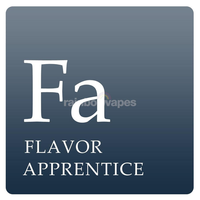 Flavour Apprentice Blue Raspberry Flavoured Flavour Apprentice Liquid concentrate - rainbowvapes