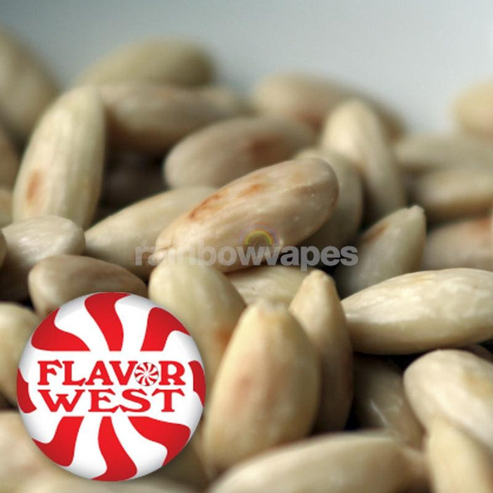 Flavorwest Toasted Almond Flavor West Flavour Concentrate - rainbowvapes
