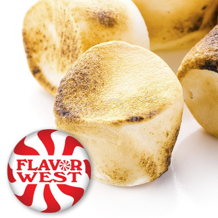 Flavorwest Toasted Marshmallow Flavor West Flavour Concentrate - rainbowvapes