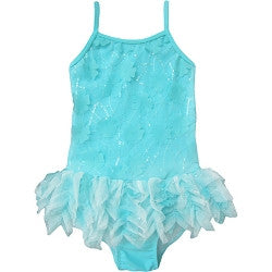 "Isobella and Chloe One Piece ""Sea Breeze"" Swimsuit"