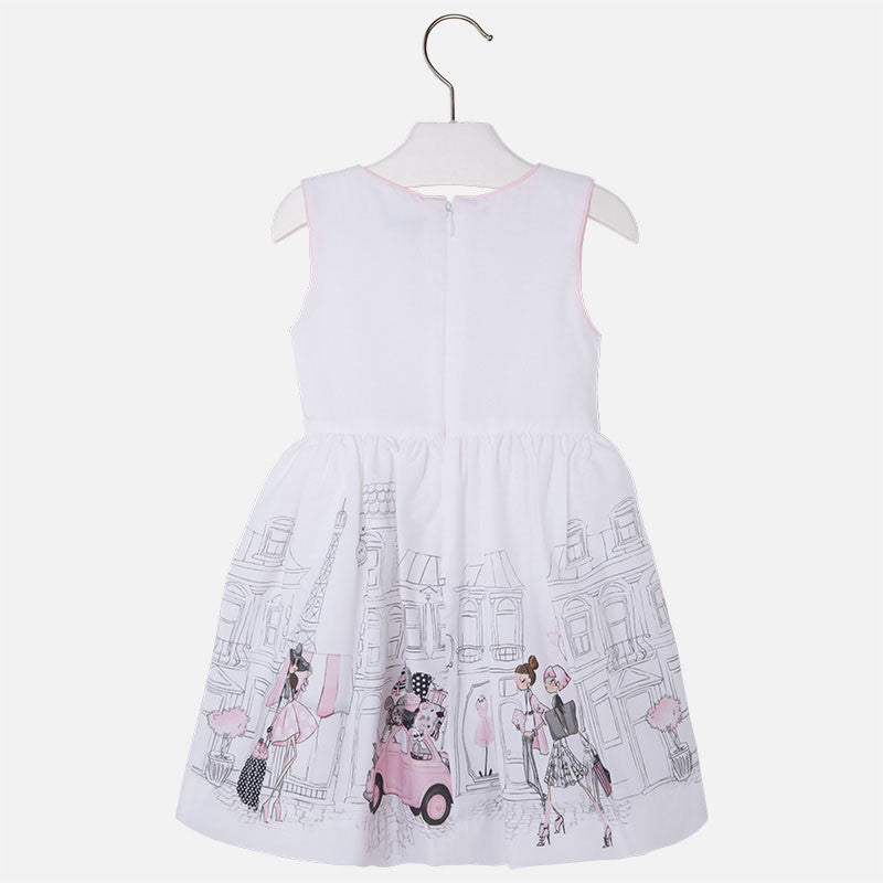 Mayoral Orchid City Dress