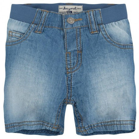 Mayoral Basic Jean Shorts