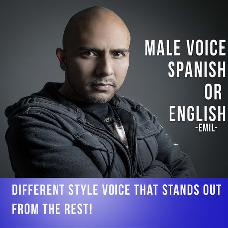Emil Spanish & English Voice