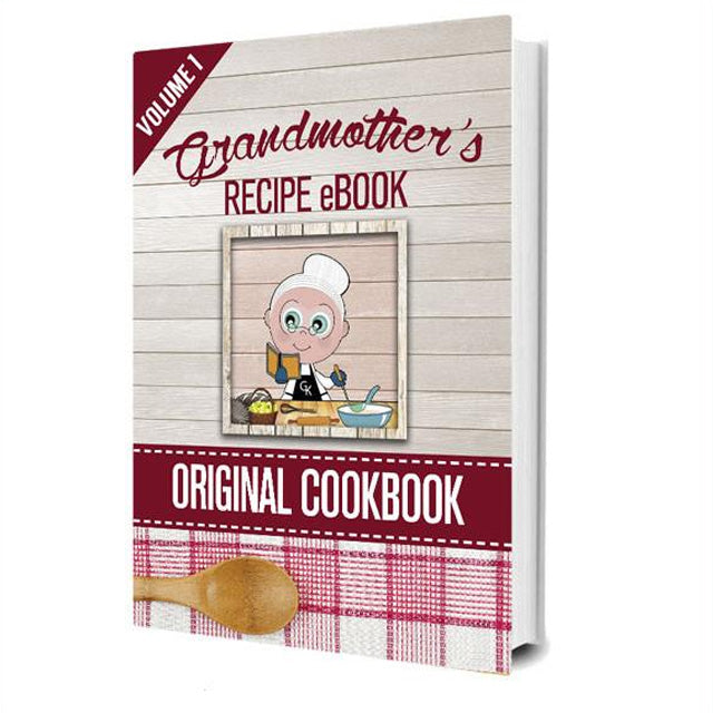 00-Grandmother's Recipe eBook Volume I - Original Cookbook