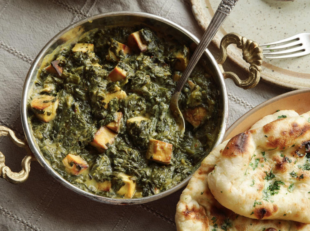 The Best Authentic Saag Aloo Recipe