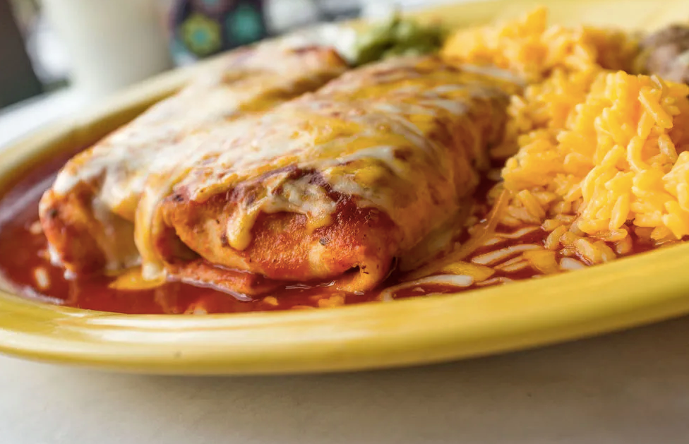 The Best Chicken Chimichanga Recipe