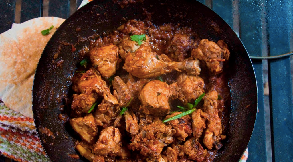 The Best Chicken Karahi Recipe