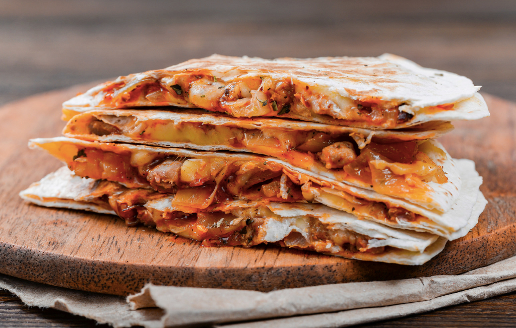 The Best Chicken Quesadilla Recipe