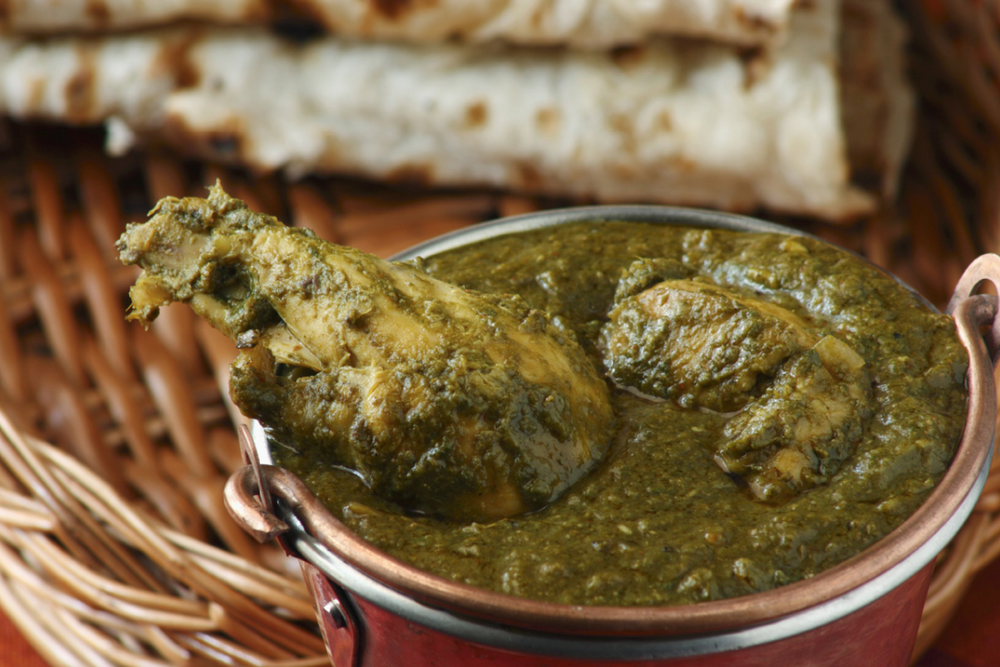 The Best Chicken Saag Recipe