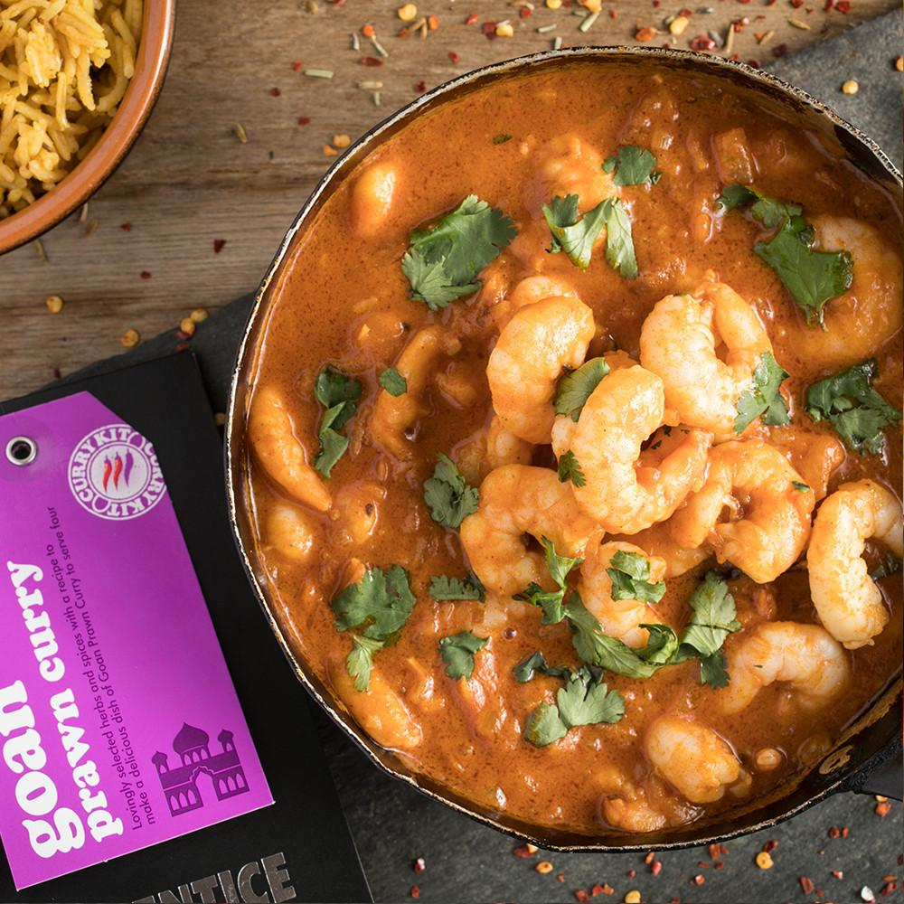 The Best Goan Prawn Curry Recipe