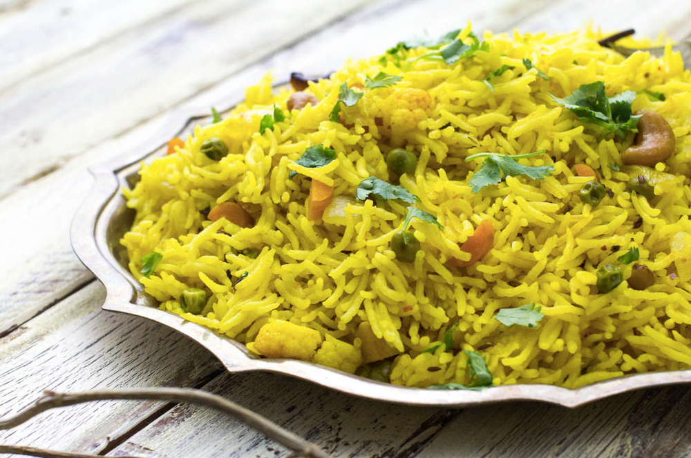 The Best Indian Pilau Rice Recipe