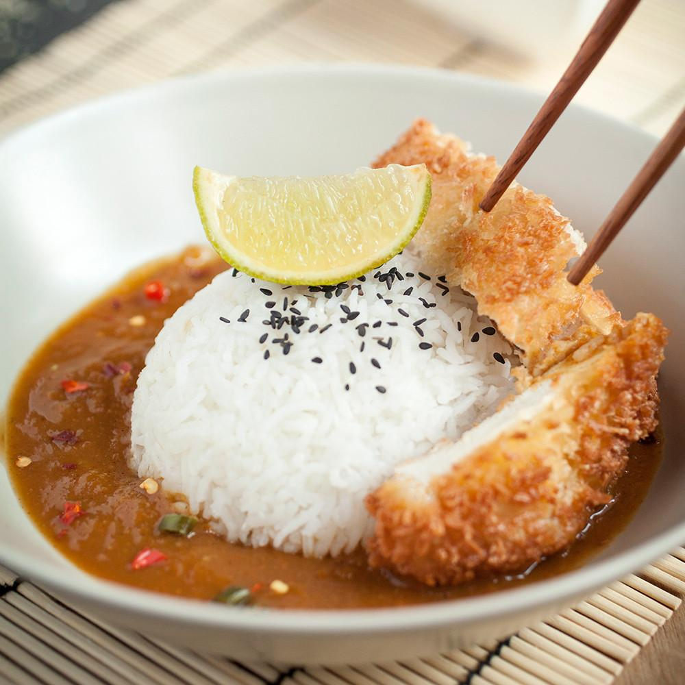 The Best Chicken Katsu Curry Recipe