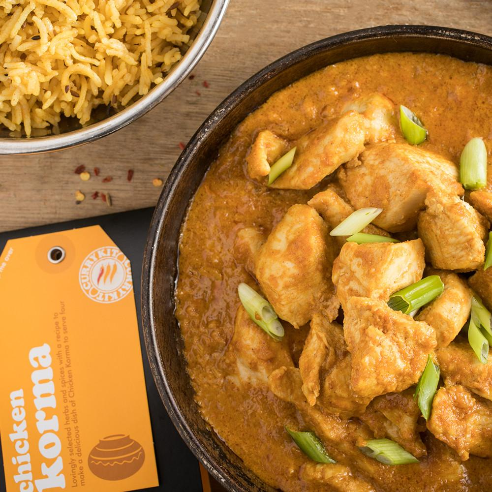 The Best Authentic Chicken Korma Recipe