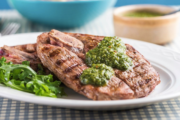 The Best Lamb Leg Steak Recipe