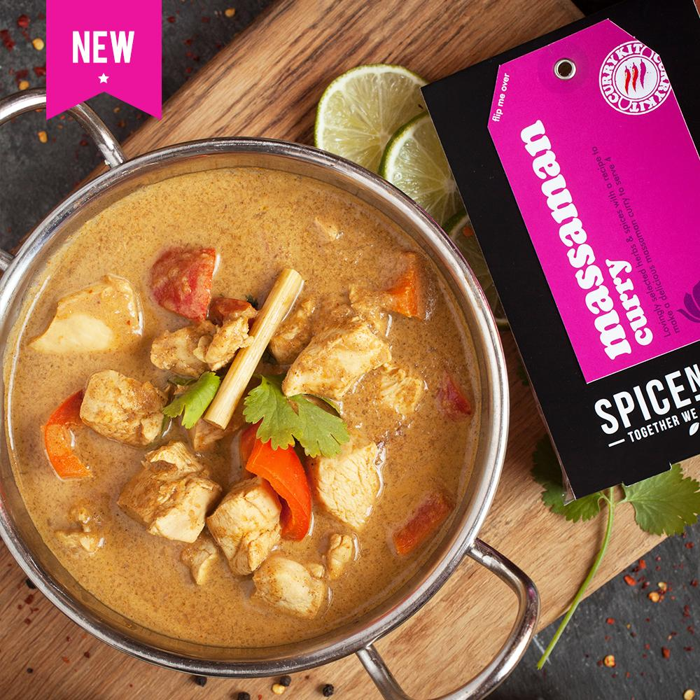 The Best Chicken Massaman Curry Recipe