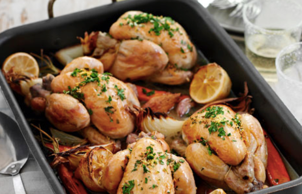 The Best Poussin Recipe