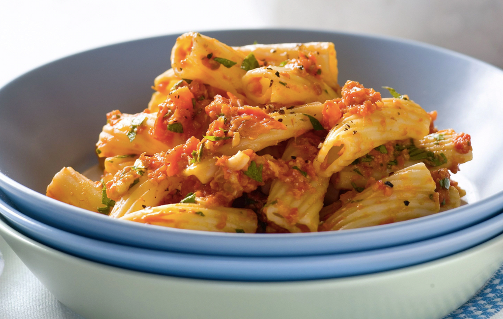 The Best Red Pesto Pasta Recipe