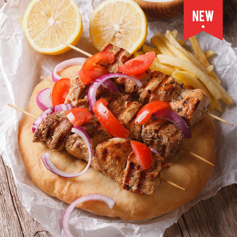 The Best Greek Souvlaki Recipe