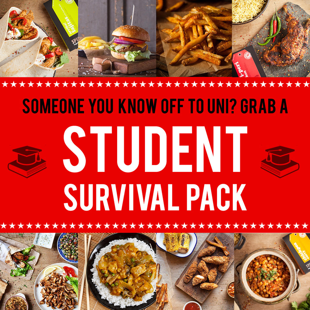 Get set for Uni with our Student Survival Pack